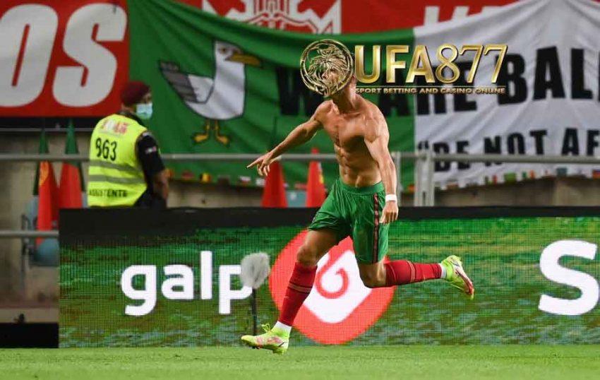 การแสดงของCristiano Ronaldo